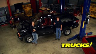 Waking Up A 1990 Chevy 454 SS Big Block MuscleTrux Wars Part 2