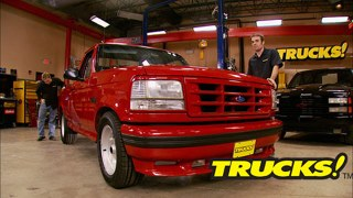 Lowering the Stance of a Ford Lightning MuscleTrux Wars Part 4