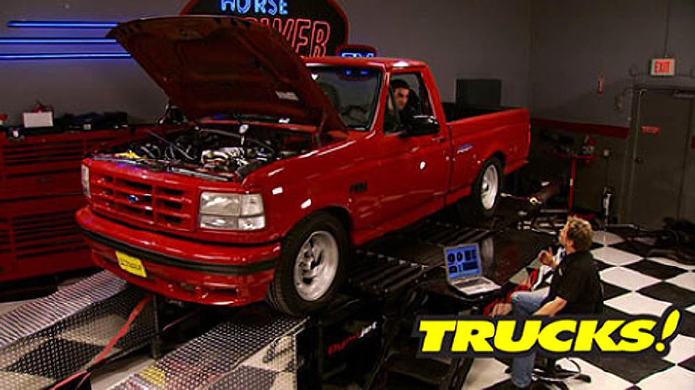 Chassis Dyno Shootout: Chevy 454 SS vs Ford Lightning MuscleTrux Wars Part 6
