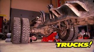 Super Dually Part 2: Body Swap & Frame Repair