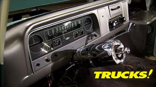 Daily Driver C-10 Part 7: Glass Repair & Gauge Cluster Rebuild