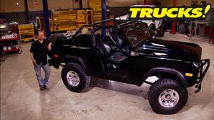 Gary Allan's Bronco & Das Bronco Upgrades