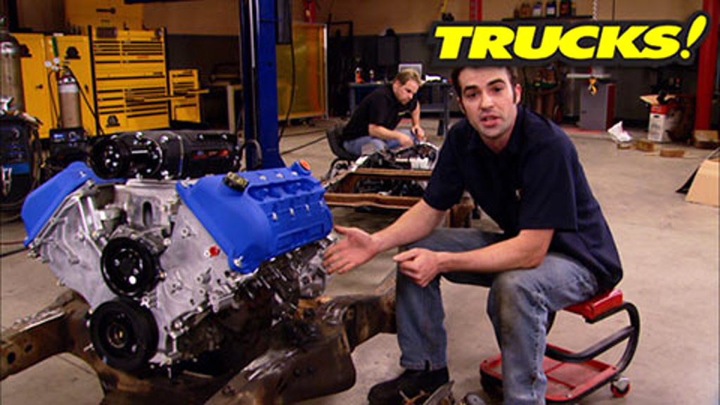 Rolling Thunder Part 8: Drivetrain Install & Chassis Improvements