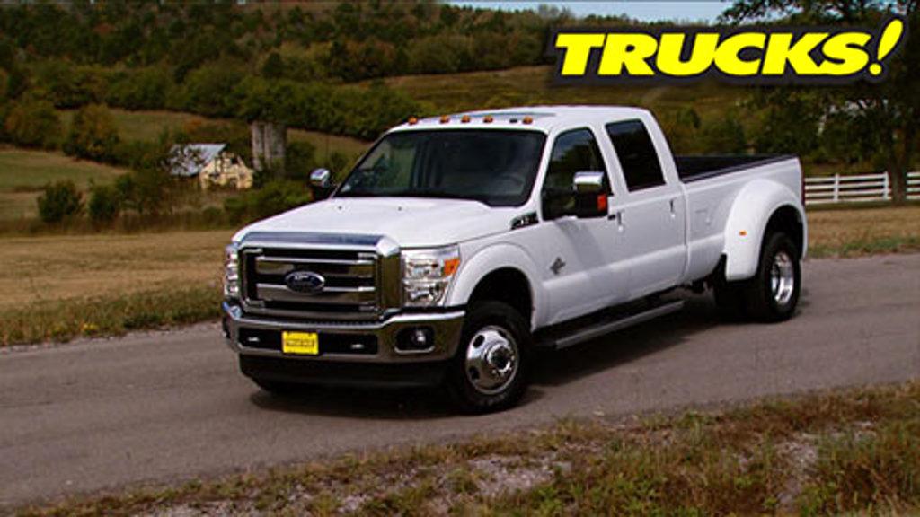 2011 Ford Super Duty - (Search & Restore Truck Hauler)