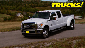 2011 Ford Super Duty - (Search & Restore Truck Hauler)