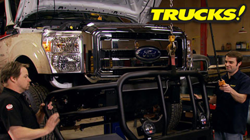 Ford F-350 Dually Upgrades