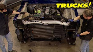 Super Dually Part 7:  Retrofitting Cooling and Driver Controls