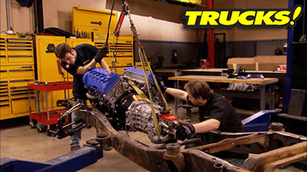 Rolling Thunder Part 10: Suspension Design & Driveline Installation