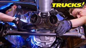 Project: Rolling Thunder Part 13 - Heat Insulation & Exhaust