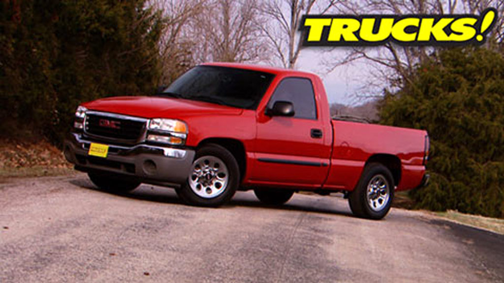Buy a Used Truck!