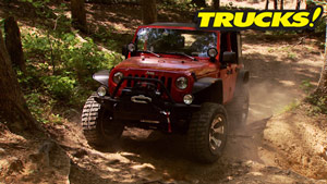 Bilstein's Jeep Wrangler JK Giveaway Gets a Payoff!