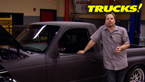 Nashville Good Guys Truck Show & Autocross