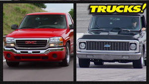 Last Ride for C-10 & the GMC Sierra
