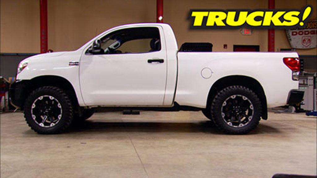Toyota Tundra Tech