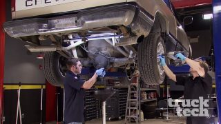 Making a Chevy 1500 Workhorse With 260,000 Miles Safe For The Road
