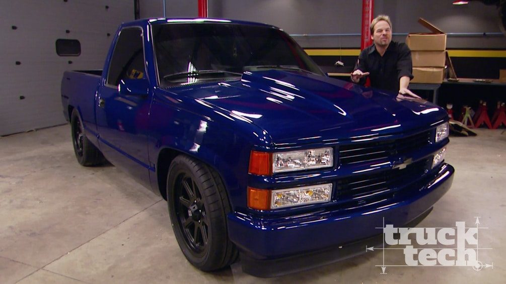 Senior Silverado: Perfect Paint Prep
