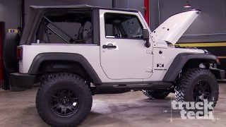 Hemi JK: Mid-Arm Articulation