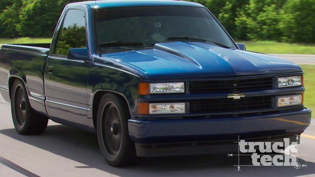 Senior Silverado: Out on the Streets : Truck Tech