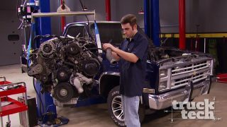 Project NighTrain - Boxing The Frame : Truck Tech