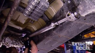 Wrangler Re-do: Axles