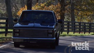 '87 Chevy R10 Diesel Sleeper