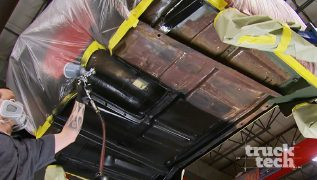 Underbody Rust Repair on a '71 Chevy C10