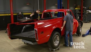 71 C10 Interior & Bed Assembly