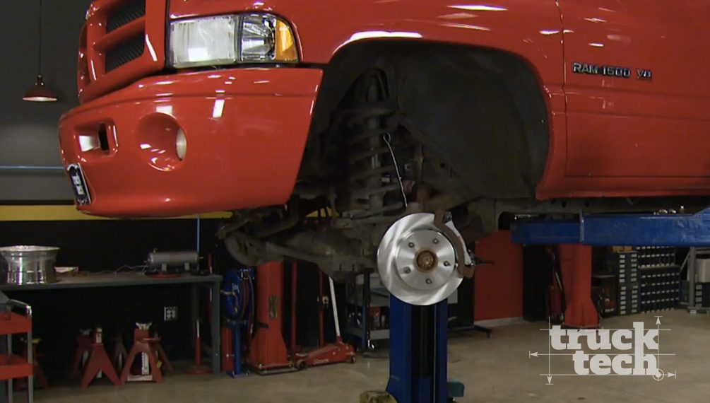 Installing a Leveling Kit for a Smoother Ride In a Dodge Ram 1500