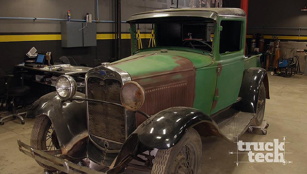Ford Model A Truck Chassis Truck Tech