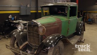 Ford Model A Truck Chassis