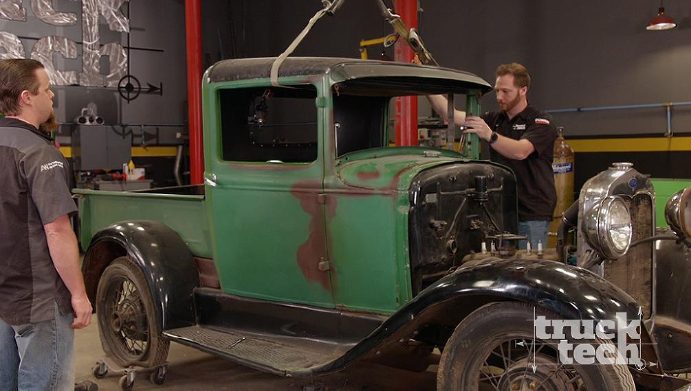 Ford Model A Teardown Build-Up