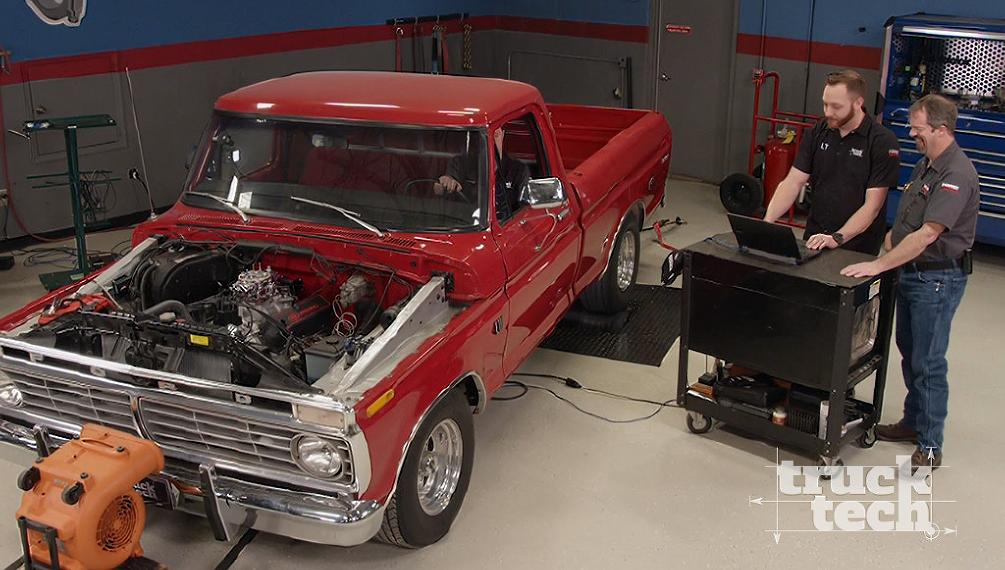 '74 Ford F100 Payoff