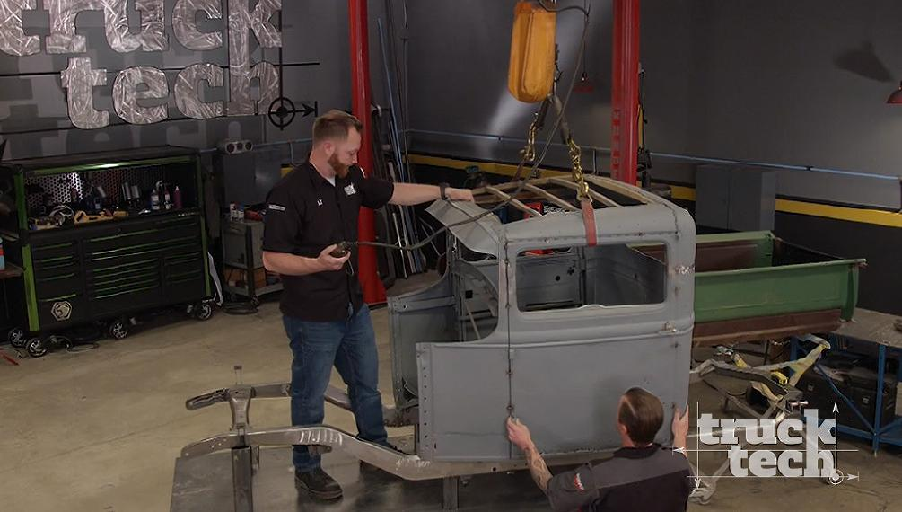 Model A Rear Suspension