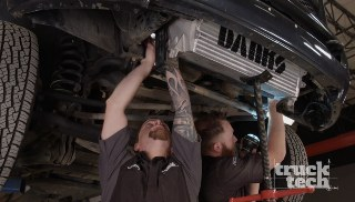 Ram 3500 Stage One: Gauges & Intercooler