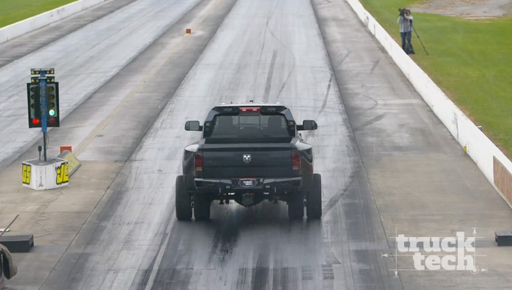 Dually Draggin' : Truck Tech