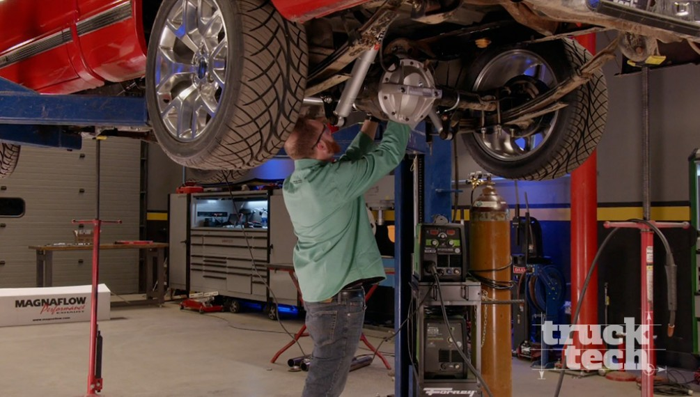 Building a Custom K1500 Exhaust