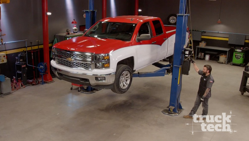 Sea Foam Truck Tech Sweepstakes: Big Lift