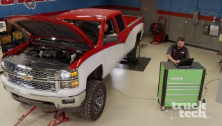 Adding a Supercharger to a '14 Silverado