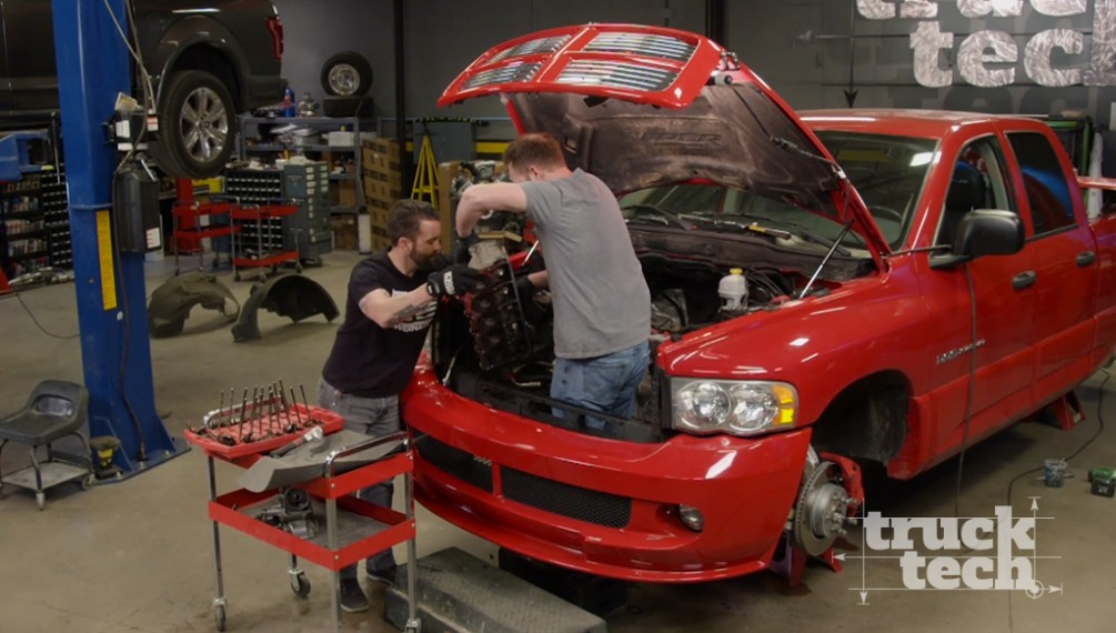 Ram SRT-10 and F150 Get Engine Mods: Muscle Trux Build-Off: Drivetrain
