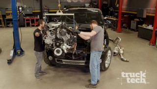 Duramax Diesel Engine Assembly & Install