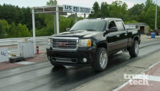 Put Up or Shut Up: Does Our Upgraded Duramax GMC Denali Deliver At the Strip?