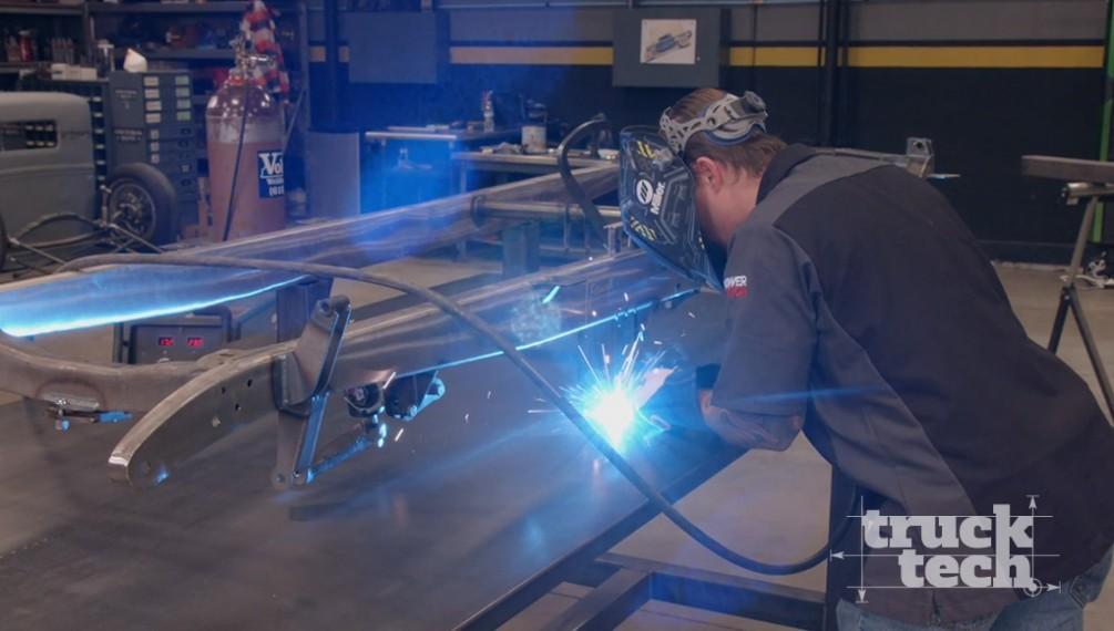 La Chevy Blazer recibe la primera capa de imprimación de alta calidad