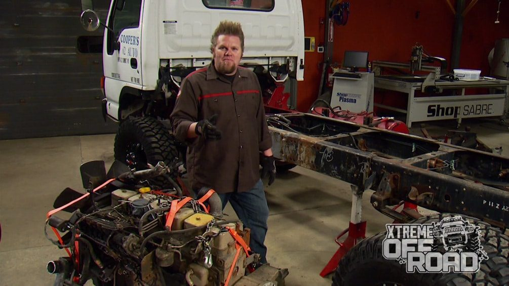 Cummins Diesel Swap : XOR - Xtreme Off-Road