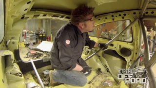 Project Hocus Focus: Roll Cage