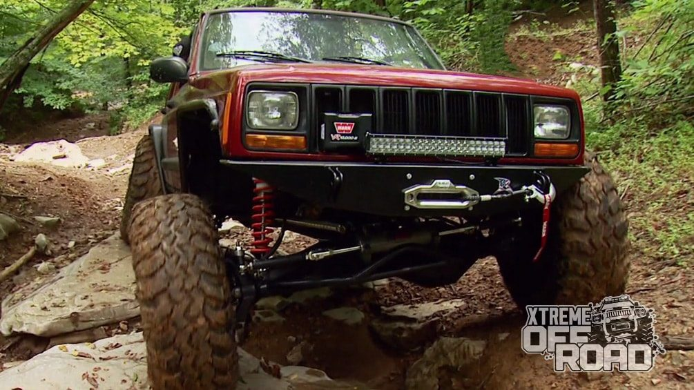 Veteran XJ: Deep Gears : XOR - Xtreme Off-Road