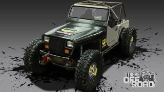 WD40 Specialist Jeep - Chassis