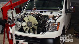 Nissan NV:  Diesel Engine