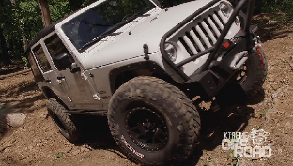Jeep JK: Before and After