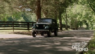 The Jeepster Commando
