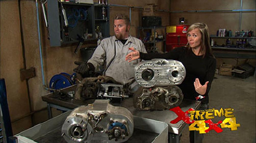Transfer Case 101 Mayhem Off-Road Rock Racing : Xtreme 4x4